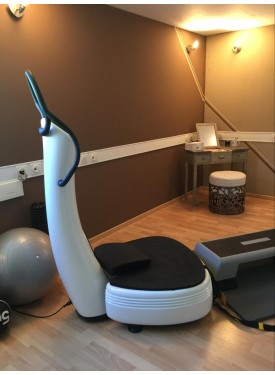 PowerPlate Pro5 Air Blanche Occasion Beverley
