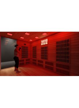 RedFit Room Fitness Sauna Beverley Suisse