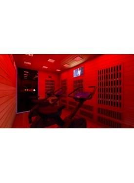 Sauna REDFIT ROOM Wellness