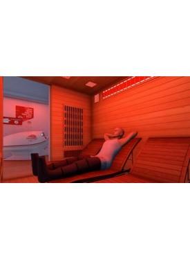 Sauna REDFIT ROOM FR CH Wellness