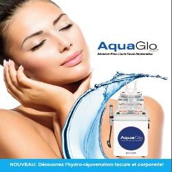 Aquaglo Aquapeeling sweet Wellness Beverley